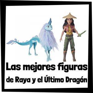 Figuras y muñecos de Raya y el último dragón de Disney - Las mejores figuras de colección de Raya y el último dragón - Peluches y juguetes de Raya