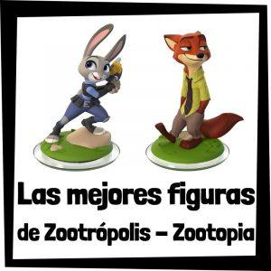 Figuras y muñecos de Zootrópolis - Zootopia de Disney - Las mejores figuras de colección de Zootrópolis - Zootopia - Peluches y juguetes de Zootopia - Zootrópolis