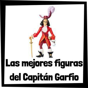Figuras y muñecos del Capitán Garfio