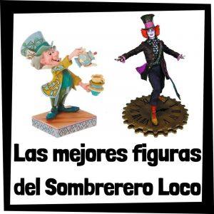 Figuras y muñecos del Sombrerero Loco de Alicia en el País de las Maravillas