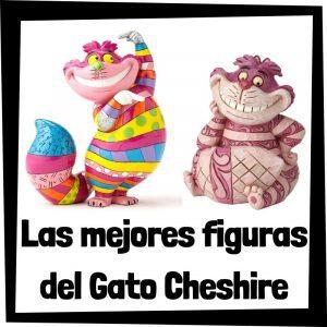 Figuras y muñecos del Gato Cheshire de Alicia en el País de las Maravillas