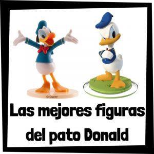 Figuras y muñecos del pato Donald