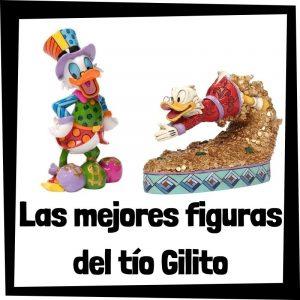 Figuras y muñecos del tío Gilito de Disney - Las mejores figuras de colección del tío Gilito - Peluches y juguetes del tío Gilito