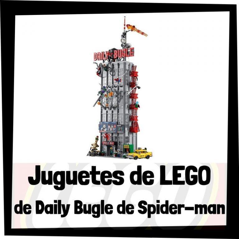 Lee más sobre el artículo Juguetes de LEGO de Daily Bugle