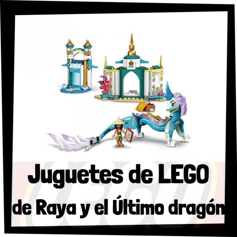 Lee más sobre el artículo Juguetes de LEGO de Raya y el Último Dragón