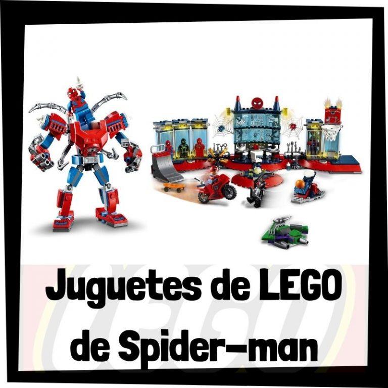 Lee más sobre el artículo Juguetes de LEGO de Spider-man