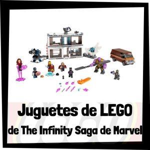 Juguetes de LEGO de The Infinity Saga - La saga del Infinito