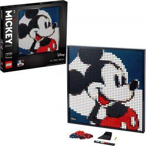 LEGO Art de Mickey Mouse 31202 - Sets de LEGO de Mickey Mouse