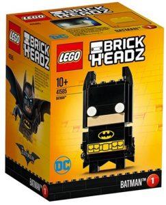 LEGO BrickHeadz de Batman de DC - Los mejores juguetes de construcción de LEGO BrickHeadz