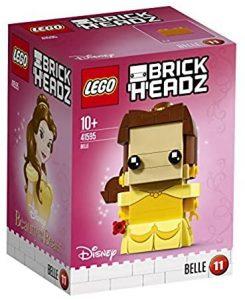 LEGO BrickHeadz de Bella de la Bella y la Bestia de Disney - Los mejores juguetes de construcción de LEGO BrickHeadz