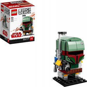 LEGO BrickHeadz de Boba Fett de Star Wars - Los mejores juguetes de construcción de LEGO BrickHeadz