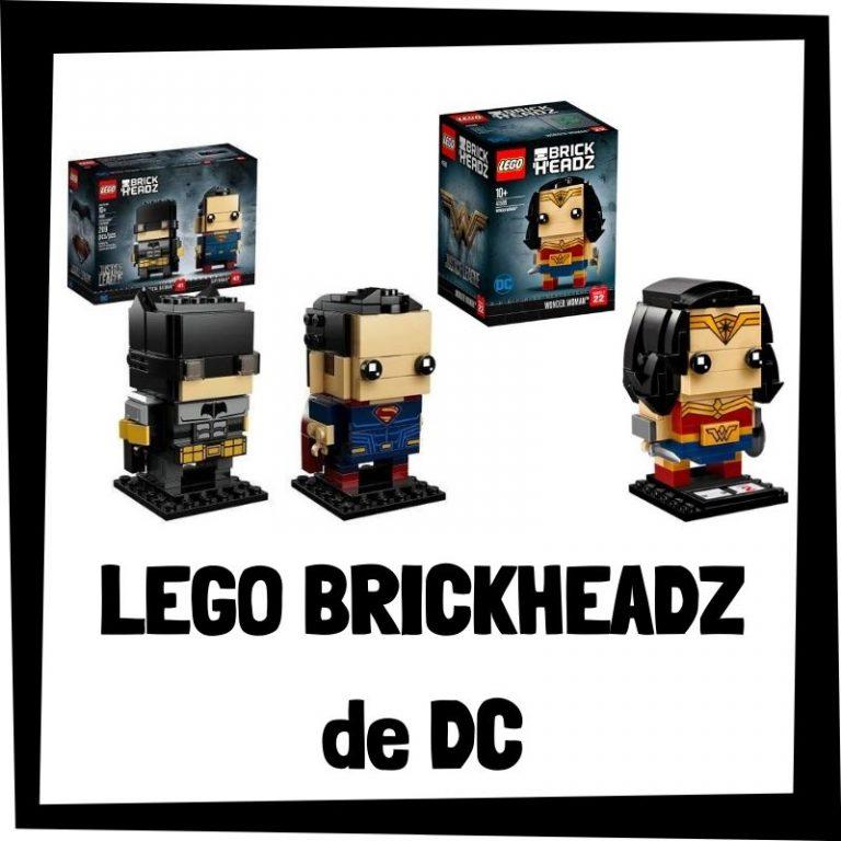 Lee más sobre el artículo LEGO BrickHeadz de DC