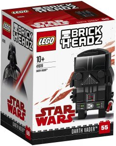 LEGO BrickHeadz de Darth Vader de Star Wars - Los mejores juguetes de construcción de LEGO BrickHeadz
