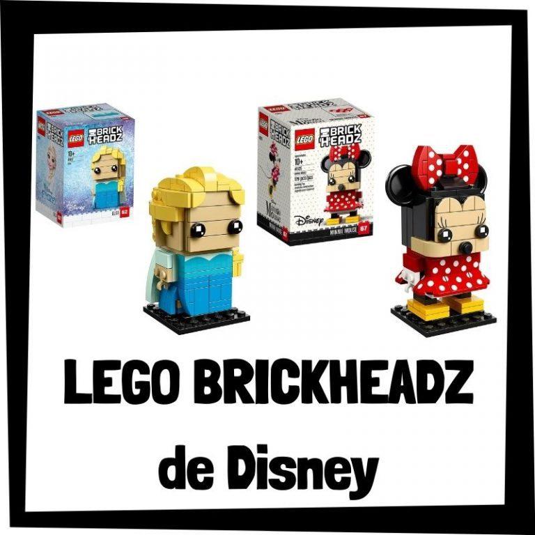 Lee más sobre el artículo LEGO BrickHeadz de Disney