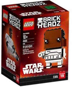 LEGO BrickHeadz de Finn de Star Wars - Los mejores juguetes de construcción de LEGO BrickHeadz