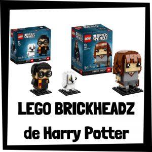 LEGO BrickHeadz de Harry Potter