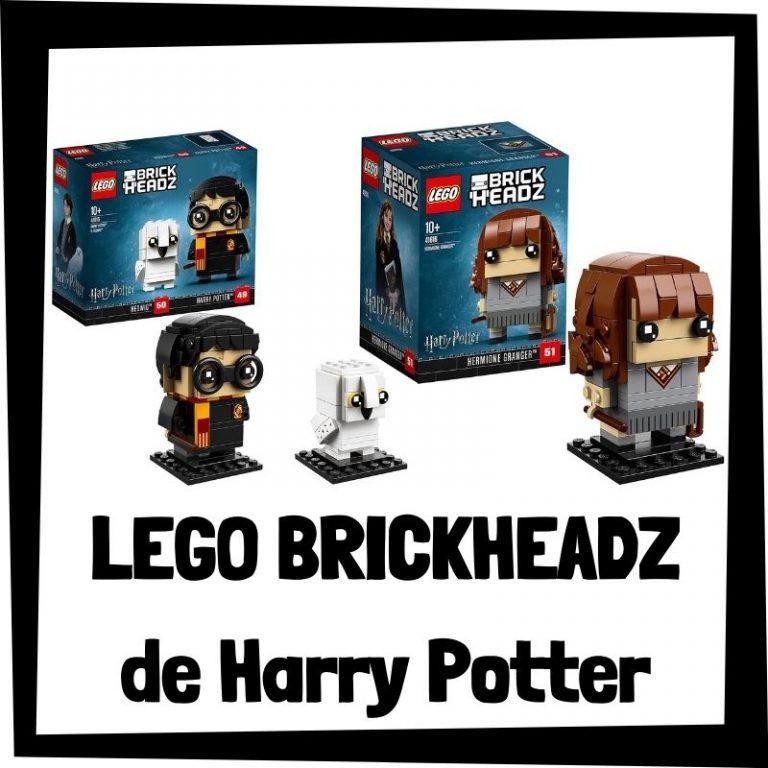 Lee más sobre el artículo LEGO BrickHeadz de Harry Potter