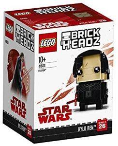 LEGO BrickHeadz de Kylo Ren de Star Wars - Los mejores juguetes de construcción de LEGO BrickHeadz