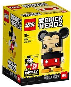 LEGO BrickHeadz de Mickey Mouse - Los mejores juguetes de construcción de LEGO BrickHeadz