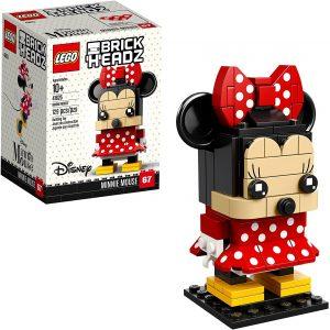 LEGO BrickHeadz de Minnie Mouse - Los mejores juguetes de construcción de LEGO BrickHeadz