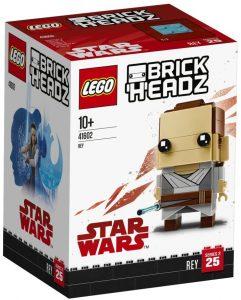 LEGO BrickHeadz de Rey de Star Wars - Los mejores juguetes de construcción de LEGO BrickHeadz