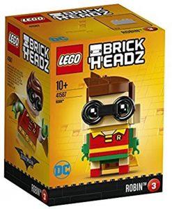 LEGO BrickHeadz de Robin de DC - Los mejores juguetes de construcción de LEGO BrickHeadz