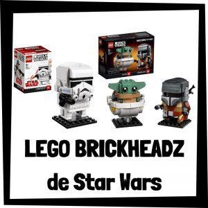 Lee más sobre el artículo LEGO BrickHeadz de Star Wars