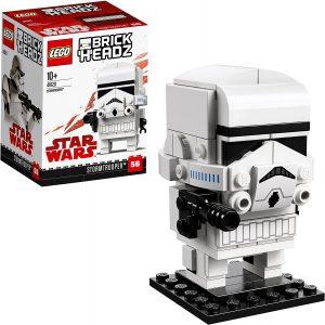 LEGO BrickHeadz de Stormtrooper de Star Wars - Los mejores juguetes de construcción de LEGO BrickHeadz