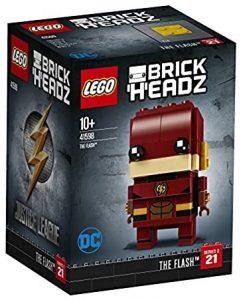 LEGO BrickHeadz de The Flash de DC - Los mejores juguetes de construcción de LEGO BrickHeadz