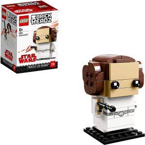 LEGO BrickHeadz de la princesa Leia Organa de Star Wars - Los mejores juguetes de construcción de LEGO BrickHeadz