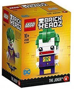 LEGO BrickHeadz del Joker de DC - Los mejores juguetes de construcción de LEGO BrickHeadz