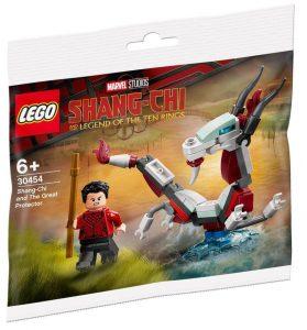 LEGO Shang-Chi y la Leyenda de los 10 anillos 30454 de Marvel - Sets de LEGO de Shang-Chi de Shang-Chi y The Great Protector