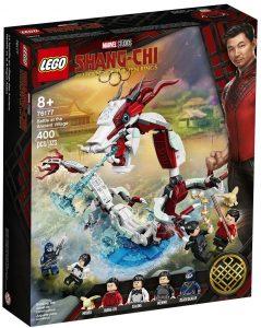 LEGO Shang-Chi y la Leyenda de los 10 anillos 76177 de Marvel - Sets de LEGO de Shang-Chi de la Batalla en el pueblo