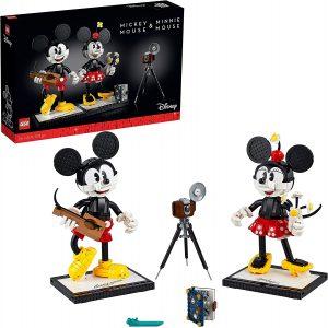 LEGO de Mickey Mouse y Minnie Mouse 43179 - Sets de LEGO de Mickey Mouse