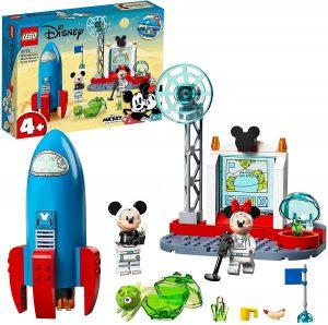 LEGO de Mickey Mouse y Minnie Mouse Espacial 10774 - Sets de LEGO de Mickey Mouse