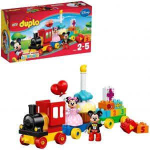 LEGO de Mickey Mouse y Minnie Mouse Tren de Cumpleaños 10597 - Sets de LEGO de Mickey Mouse