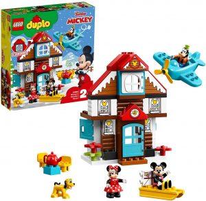 LEGO de Mickey Mouse y Minnie Mouse Vacaciones 10889 - Sets de LEGO de Mickey Mouse