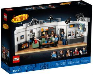 LEGO de Seinfeld 21328 de LEGO Ideas - Sets de LEGO de Seinfeld