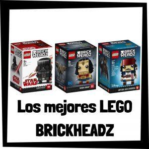 Los mejores LEGO BrickHeadz del mercado - Los mejores juguetes de construcción de LEGO BrickHeadz - Figuras BrickHeadz de LEGO