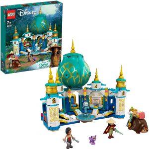 Set de LEGO 43181 de Raya y el Último Dragón - Juguetes de LEGO de Raya y el último dragón