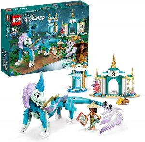 Set de LEGO 43184 de Raya y el Último Dragón - Juguetes de LEGO de Raya y el último dragón