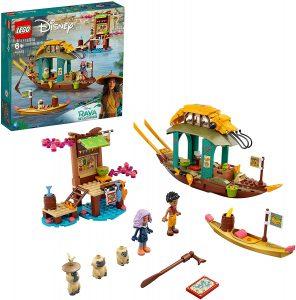 Set de LEGO 43185 de Raya y el Último Dragón - Juguetes de LEGO de Raya y el último dragón