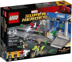 Set de LEGO de ATM Heis Battle 76082 - Sets de LEGO de Spider-man