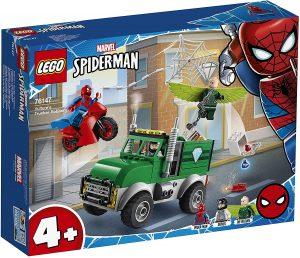 Set de LEGO de Asalto Camionero del Buitre 76147 - Sets de LEGO de Spider-man