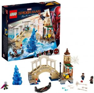 Set de LEGO de Ataque de Hydro-Man 76129 - Sets de LEGO de Spider-man