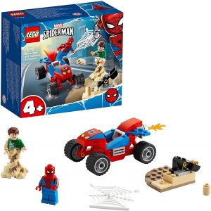 Set de LEGO de Batalla Final Entre Spider-Man y Sandman 76172 - Sets de LEGO de Spider-man