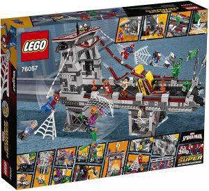Set de LEGO de Combate definitivo Entre los Guerreros arácnidos 76057 - Sets de LEGO de Spider-man