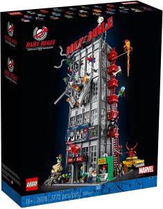 Set de LEGO de Daily Bugle 76178 - Sets de LEGO de Spider-man