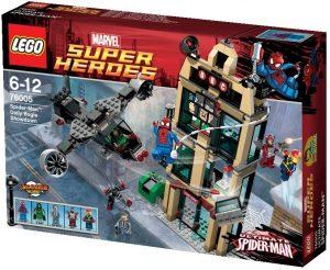 Set de LEGO de Daily Bugle Showdown de Spider-man 76005 de Ultimate Spider-man - Sets de LEGO de Daily Bugle Spider-man