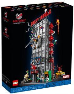 Set de LEGO de Daily Bugle de Spider-man 76178 - Sets de LEGO de Daily Bugle Spider-man